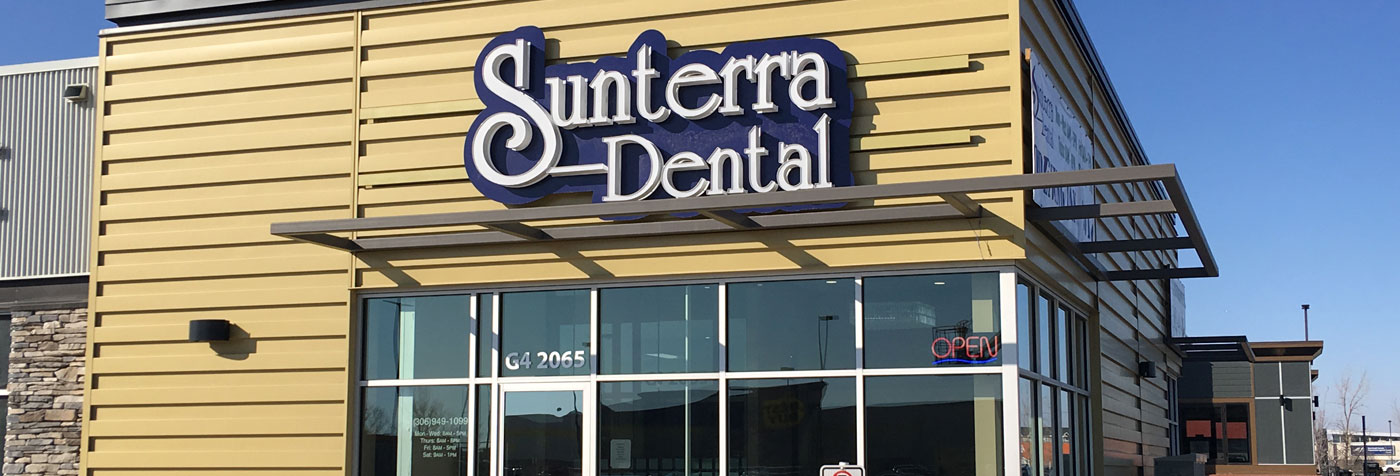 The front of Sunterra dental